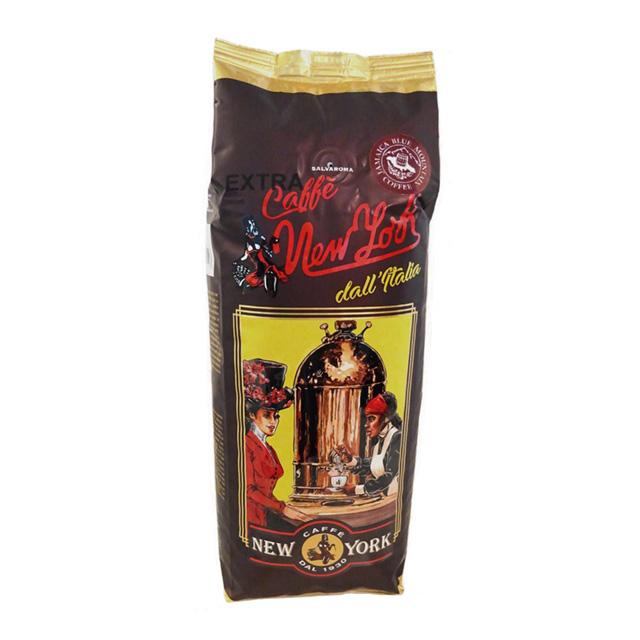 """CAFFÈ NEW YORK EXTRA, 1 kg Mischung hochwertiger verschiedener Kaffeesorten mit Jamaica """"Blue Mountain"""""""